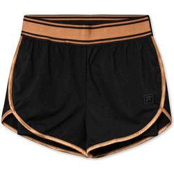 Odjeća Žene  Bermude i kratke hlače Fila 682932 Crno