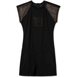 Odjeća Žene  Kratke haljine Fila 682935 Crno