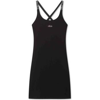 Odjeća Žene  Kratke haljine Fila 683294 Crno