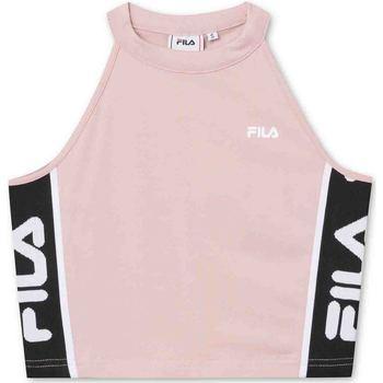 Odjeća Žene  Topovi i bluze Fila 687694 Ružičasta