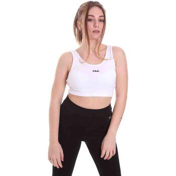 Odjeća Žene  Sportski grudnjaci Fila 688485 Bijela