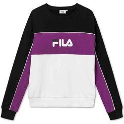 Odjeća Žene  Sportske majice Fila 688489 Crno