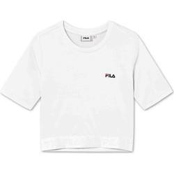 Odjeća Žene  Majice kratkih rukava Fila 688520 Bijela