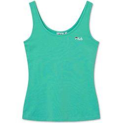 Odjeća Žene  Majice s naramenicama i majice bez rukava Fila 688777 Zelena