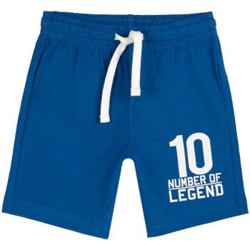 Odjeća Djeca Bermude i kratke hlače Chicco 09052926000000 Plava