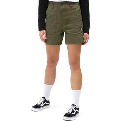 Odjeća Žene  Bermude i kratke hlače Dickies DK0A4XBXMGR1 Zelena