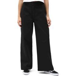 Odjeća Žene  Chino hlačei hlače mrkva kroja Dickies DK0A4X7WBLK1 Crno