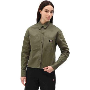 Odjeća Žene  Košulje i bluze Dickies DK0A4XETMGR1 Zelena