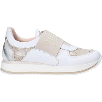 Obuća Djeca Slip-on cipele Alviero Martini 0609 0919 Bijela