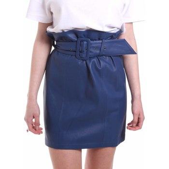 Odjeća Žene  Suknje Federica Tosi FTE20GO036.0VPELLE Plava