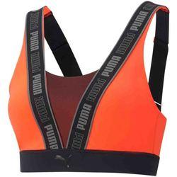 Odjeća Žene  Sportski grudnjaci Puma 520401 Naranča