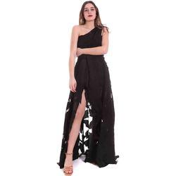 Odjeća Žene  Duge haljine Federica Tosi FTE20AB070.0CH0013 Crno