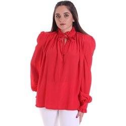 Odjeća Žene  Topovi i bluze Cristinaeffe 0138 2291 Crvena