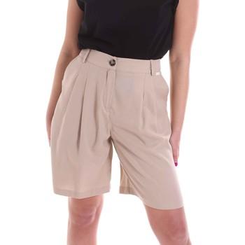 Odjeća Žene  Bermude i kratke hlače Café Noir JP6030 Bež