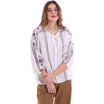 Odjeća Žene  Topovi i bluze Alessia Santi 011SD45039 Bijela