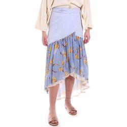 Odjeća Žene  Suknje Alessia Santi 011SD75003 Plava
