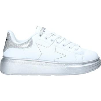 Obuća Žene  Niske tenisice Shop Art SA050116 Bijela