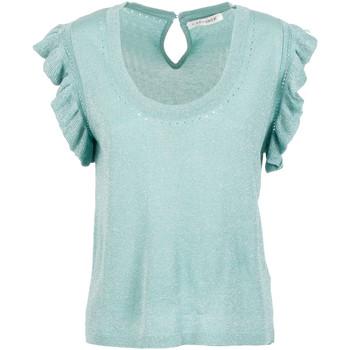 Odjeća Žene  Topovi i bluze Café Noir JM6190 Zelena