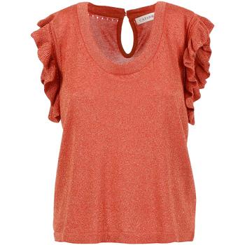 Odjeća Žene  Topovi i bluze Café Noir JM6190 Crvena