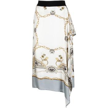 Odjeća Žene  Suknje Café Noir JO6080 Bijela