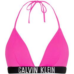 Odjeća Žene  Gornji/donji dijelovi kupaćeg kostima Calvin Klein Jeans KW0KW01224 Ružičasta