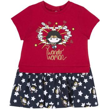 Odjeća Djevojčica Haljine Chicco 09003951000000 Crvena