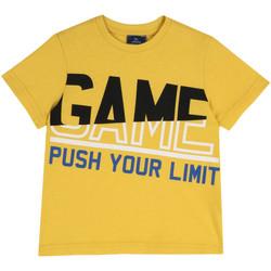 Odjeća Djeca Majice kratkih rukava Chicco 09067134000000 Žuta boja