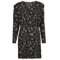 Odjeća Žene  Kratke haljine Ikks KIMEO Crna