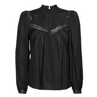 Odjeća Žene  Košulje i bluze Ikks CHANFE Crna