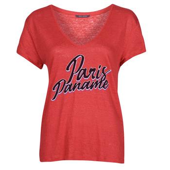 Odjeća Žene  Majice kratkih rukava Ikks CARRY Red