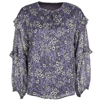 Odjeća Žene  Topovi i bluze Ikks BABAR Blue