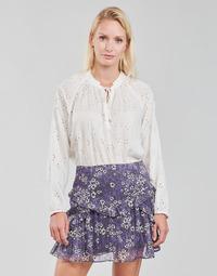 Odjeća Žene  Topovi i bluze Ikks FANILA Krem boja