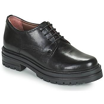Obuća Žene  Derby cipele Mjus DOBLE DERBY Crna