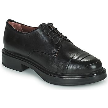Obuća Žene  Derby cipele Mjus MORGANA DERBY Crna