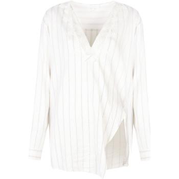 Odjeća Žene  Topovi i bluze Patrizia Pepe  Bijela