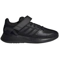 Obuća Djeca Running/Trail adidas Originals Runfalcon 20 C Crna