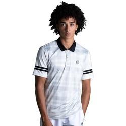 Odjeća Muškarci  Polo majice kratkih rukava Sergio Tacchini Polo  Allan white