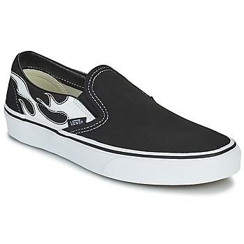 Obuća Slip-on cipele Vans CLASSIC SLIP ON Crna