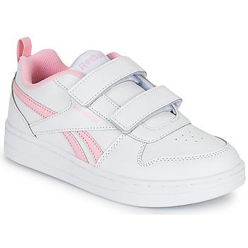 Obuća Djevojčica Niske tenisice Reebok Classic REEBOK ROYAL PRIME Bijela / Ružičasta