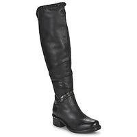 Obuća Žene  Čizme iznad koljena Airstep / A.S.98 NOVASUPER HIGH Crna