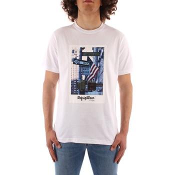 Odjeća Muškarci  Majice kratkih rukava Refrigiwear JE9101-T24400 WHITE