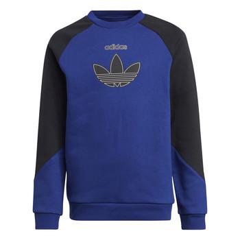 Odjeća Djeca Sportske majice adidas Originals ROUGED Crna