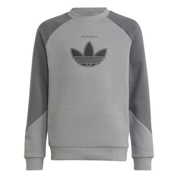 Odjeća Djeca Sportske majice adidas Originals DREZZ Siva