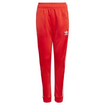 Odjeća Djeca Donji dio trenirke adidas Originals HANA Red