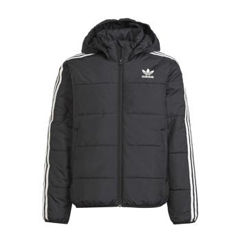 Odjeća Djeca Pernate jakne adidas Originals SOLITARE Crna