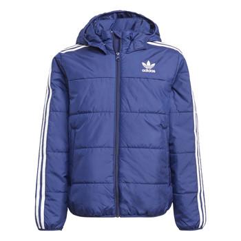 Odjeća Djeca Pernate jakne adidas Originals BATTI Blue