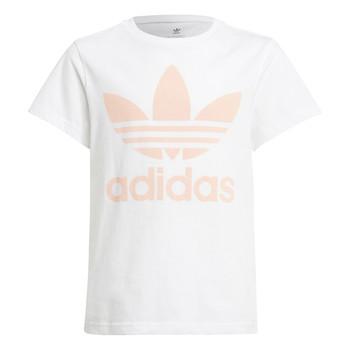 Odjeća Djeca Majice kratkih rukava adidas Originals VAGUO Bijela