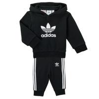 Odjeća Djeca Dječji kompleti adidas Originals TROPLA Crna
