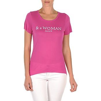 Odjeća Žene  Majice kratkih rukava School Rag TEMMY WOMAN Ljubičasta