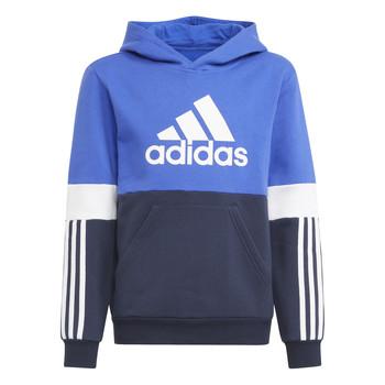 Odjeća Dječak  Sportske majice adidas Performance NADJET Crna